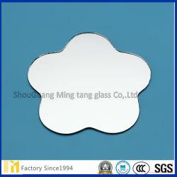 2 мм 3 мм 4 мм безопасности Silver наружного зеркала заднего вида с виниловой пленке задней панели