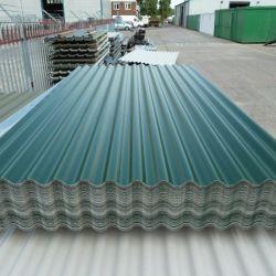 PPGI de haute qualité en carton ondulé de tuiles de toiture en tôle en acier/Prix Compatitive