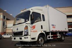 Sinotruk HOWO 4x2 Thermo King 냉장고 냉동식 냉각 트럭