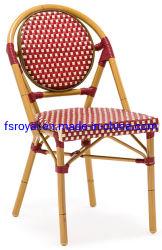 Настроенные в ресторане мебель наращиваемые оптовой открытые садовые стулья и столы