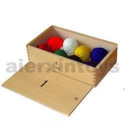 Монтессори образовательные игрушки Gabe 1 (3 см)