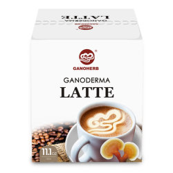 4 في 1 [لينغزهي] [غنودرما] [ريشي] فطر قهوة [لتّ]