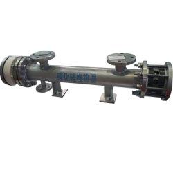 Alimentação de fábrica Industrial Personalizado Tubo Sic Fluido Térmico de Trocadores de Calor