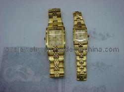 Gouden Horloge voor Paren (horloge-467)