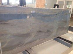 Azul Macubaブラジル青いMacuba Granite Floor