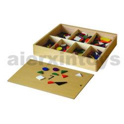 Монтессори образовательные игрушки Gabe 7 (3 см)
