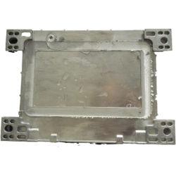 관례 부속 높은 정밀도 압력은 주조 알루미늄 모터 바디 전동기 덮개 자동차 부품을 정지한다