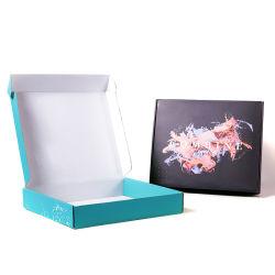 Fabricant de carton de couleur de gros de Shopping personnalisé Vêtements d'Emballage Emballage
