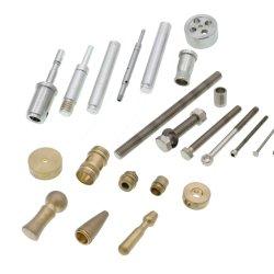 Metalle 3 & 5 Achsen CNC-Bearbeitung Getriebe und Wellen Teile