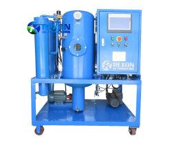 Purificador de Óleo Hidráulico Automático PLC para tratamento de resíduos de óleo leitoso