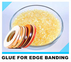 Высокая прочность ПВХ фанера MDF края полосы Edgebandingtape полиуретанового клея EVA горячего клея расплава клея