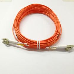 12 코어 OS2 점퍼 케이블에 광섬유 Necero 광섬유 떠꺼머리 연결관 LC 단일 모드 떠꺼머리