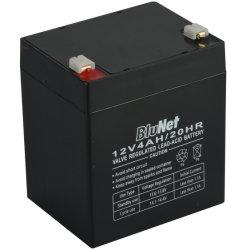 高品質の長い生命12V4ahバッテリー線の酸のねり粉