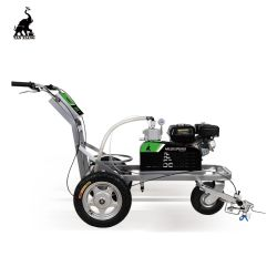 G1091 5.5HP Cold Paint Spray Road Marking Machine