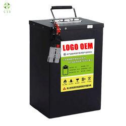 Bateria de lítio recarregável LiFePO4 de 48 V/60 V/72 V de 20 ah, 30 Ah, 40 ah, para e Riquexó/Truk/motociclo triciclo de passageiros/veículo de três rodas