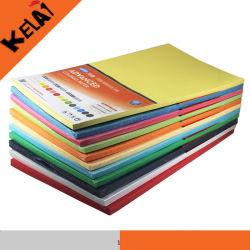 230gsm colorido de grãos de couro emperramento de papel da tampa