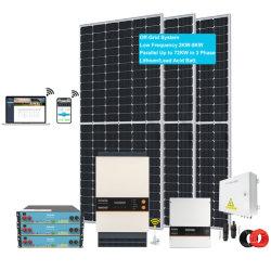 TBB 6000W Solar Power Generator Solar Home System House 보류 솔라 패널 6kW 솔라 시스템 홈