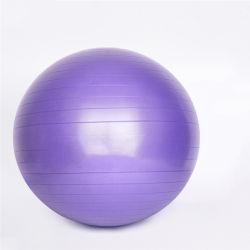 Venda por grosso Ecológico de Esfera de PVC inflável impresso Personalizado Massagem Fitness exercer Anti Burst Bola Yoga
