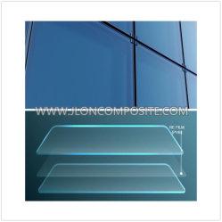 Le blocage de 99 % des rayons infrarouges & UV radiation thermique Rare Earth Le verre feuilleté