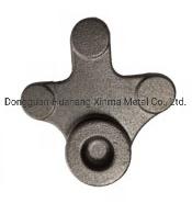 鋳物場OEMの打つ機械のためのISO9001標準の高炭素の鋼鉄ステンレス製アルミニウム熱い鍛造材機械化の部品