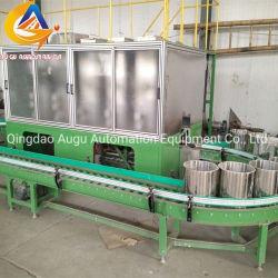 La elaboración de productos de caucho Bacthing automática máquina