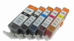 Совместимый картридж для Canon PGI225 CLI226 PGI PGI425 CLI426525 CLI526 PGI PGI725 CLI726825 CLI826
