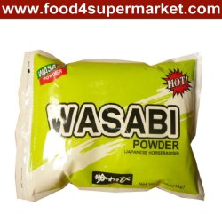 Wasabi Powder in Iron Tin oder in Bag 1kg für Sushi Seasonings