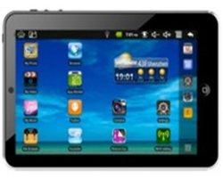 "Tablet PC da 7"" con CPU Infotmic IMAP210, 1 GHz, RAM da 256 MB, HDD da 4 GB (EPM7987)"