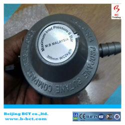 アルミニウムボディ弁の入口6bar 2kg/H BCT-HPR-07が付いている高圧調整装置