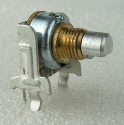 Pour le potentiomètre rotatif d'alarme antivol (R1212G-A)