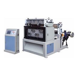 Ruida de nouveaux produits pour l'acheteur nouveau type Rd-Cq-850 Étiquette automatique du rouleau de papier de perforation et de machine de découpage à l'emporte-pièce