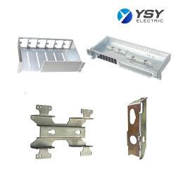Kundenspezifische Blechstahl Aluminium-Frontplatten für elektrische Gehäuse