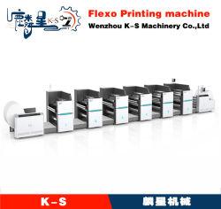 4 Farbe High Speed Unit Typ Papier Flexodruck-Druckmaschine