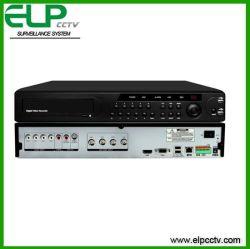 4CH HD-SDI Vidéo HD 1080P de la surveillance de l'enregistreur DVR (PEL-DVR8104SDI)