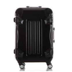 カスタム車輪のスーツケース袋旅行家の荷物のパソコンのアルミニウムトロリー箱