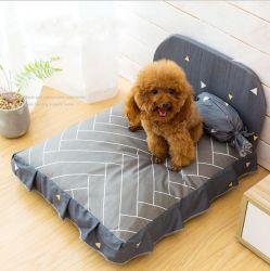 Retângulo quente programável por grosso cama cão de estimação de Luxo