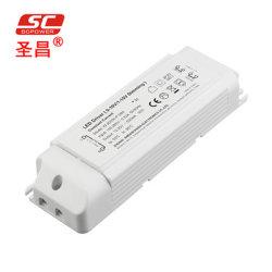 SC 20W 50V PWM 정전류 0 - 10V LED 튜브(포함 외부 드라이버 350mA