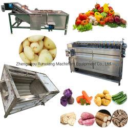 Les fruits de légumes frais de nettoyage industriel de séchage DRY Dates de traitement de la machine à laver