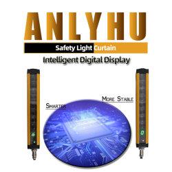 赤外線センサ自動センサの最高の高速応答安全ライトカーテン