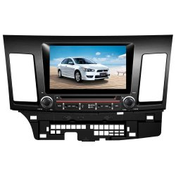 A Mitsubishi Lancer Ex aluguer de DVD/TV/GPS