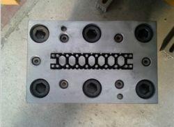 Plastic Extrusie Mould voor PVC ramen en deuren Frame / profielextrusie