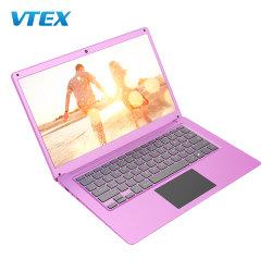 부대 인텔 호수 N4000 처리기 연구 결과 노트북을%s 가진 14.1 인치 휴대용 퍼스널 컴퓨터 IPS 스크린