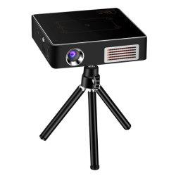 De slimme MiniProjector DLP van de Tablet HD van de Interactie Draagbare 4K Video Mobiele Draadloze voor het Bureau van het Huis