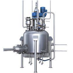 Edelstahl-VakuumNutsche Filter-Trockner für Pharmaindustrie