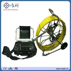 Professionnels de la caméra vidéo couleur CCD Camera Inspection d'égout sous-marine Pipeline