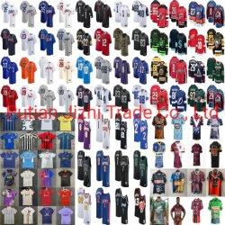 Barato al por mayor de béisbol Baloncesto Hockey Rugby Deporte Fútbol Camisetas de Fútbol Deportes de equipo de camisetas camisetas prendas de vestir