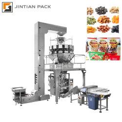 Machines van de Verpakking van de Verpakkende Machine van het Voedsel van de Machine van de verpakking de Automatische Multifunctionele