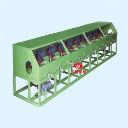Eisen Rohr Behandlung Poliermaschine Stahl Quadratische Rohr Poliermaschine Produkt