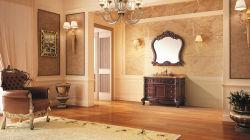 Quercia antica Wood&#160 solido di stile 1600mm; Governo di stanza da bagno di ceramica del bacino del marmo due naturali