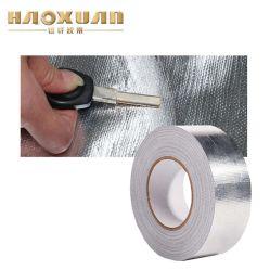 Bande de fibre de verre imprégnés de résine époxy/Bande de tissu de verre aluminium